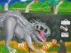 Indominus Rex 20x30 Anastasija Brügger