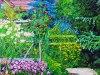 Unser Garten 40x50cm- Christiane Terhorst