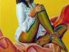 516# (Dreams Daimi) Schatz in meinen Handen 60x80cm Fluores.