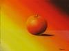 Apfel von Gisela Hauert-Bucher