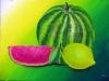 Fruchtig von Helen Ercoli 40x30cm