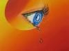 Augen-Blick von Angelika Ottensarend 30 x40