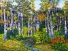 Espenwald- Kanada von Angelika Ottensarendt