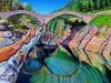 233#Ponte-dei-Salti-Farbenspiel- Ueli Herren