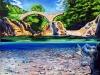 232#Ponte-dei-Salti-in-der-Fischperspektive- Ueli Herren