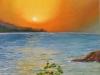 224# Samos-Sonnenuntergang- Ueli Herren