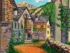 235# Sonogno-die-Gasse-hinter-der-Kirche- Ueli Herren