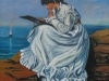 05. Malerin am Englischen Strand ( F.Buchser )54x78.jpg
