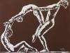 311-Balett-Figur-d-in-bordeauxrot-60x50