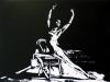 270-Ballerina-schwarz-weiss-auf-einem-Stuhl58x41